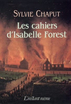 Les cahiers d'Isabelle Forest